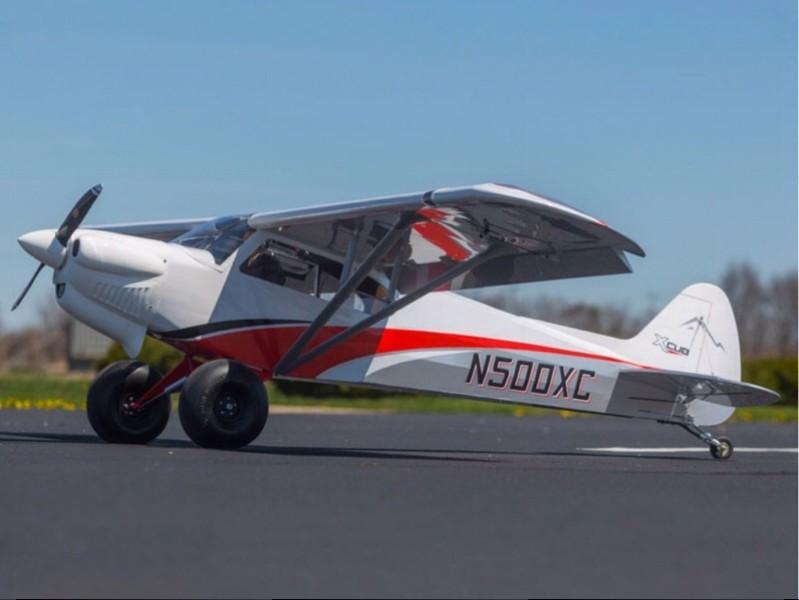 Horizon Hobby CubCrafters XCub 60cc ARF - ScaleSoaring com